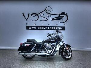 2014 Harley-Davidson FLD-Stock# V2634NP-No Payments for 1 Year**