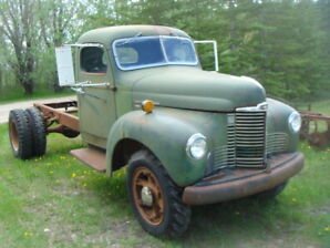 1947 International IH KB5 Truck, Runs, Drives, Very Solid $3450