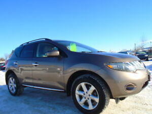 2009 Nissan Murano SL PKG-HEATED LEATHER SEAT-GOOD WINTER TIRES