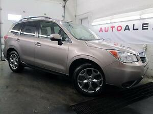 2015 Subaru Forester Limited Tech Pkg NAVI HARMAN KARDON
