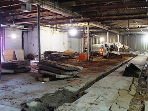 INTERIOR DEMOLITION Cambridge Kitchener Area image 3