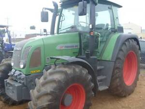 TRACTOR FENDT 411 VARIO 4WD A/C CAB Kewdale Belmont Area Preview