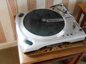 Numark Turntable for transferring Vinylrecords to digital