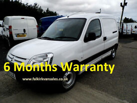 Citroen Berlingo 1.6 HDi Panel Van 3dr