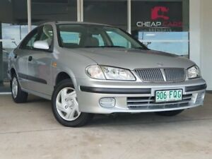 2000 Nissan Pulsar N16 ST Silver 4 Speed Automatic Sedan Brendale Pine Rivers Area Preview