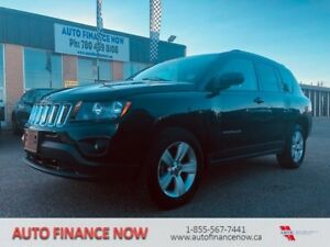 2014 Jeep Compass 4WD REDUCED PAYMENTS INSTANT CREDIT