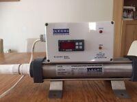 Pond Heater Elecro Engineering