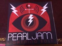 PEARL JAM - LIGHTNING BOLT VINYL