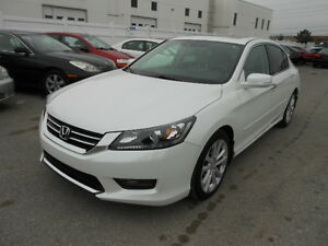 2015 Honda Accord Touring, 4Cyl (Certified & E-Tested)