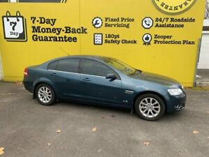 2012 Holden Berlina VE II MY12.5 Blue 6 Speed Sports Automatic Sedan Invermay Launceston Area Preview