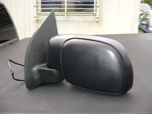 1999-2007 FORD SUPER DUTY DRIVER SIDE POWER MIRROR