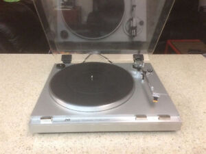 Vintage JVC L-A21 Stereo Turntable