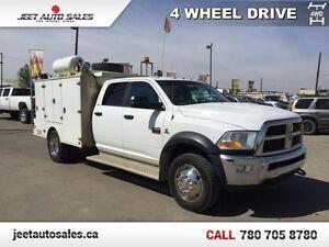 2011 DodgeRam 5500HD SLT 6.7L DIESEL Service body VMAC Diesel