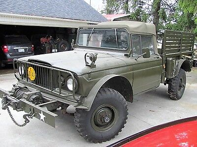 Image 19 of 1967 Jeep Other military…