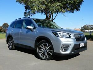 2019 Subaru Forester S5 MY20 2.5i Premium CVT AWD Ice Silver 7 Speed Constant Variable Wagon Glenelg East Holdfast Bay Preview