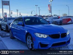 2015 BMW M3 Sedan Executive & Premium Package
