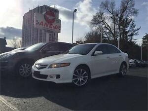 2006 Acura TSX - CERTIFICATION AND ETEST INCLUDED