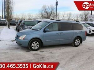 2009 Kia Sedona LX; 7-PASS, LOW KMS, GREAT CONDITION, STOW AND G