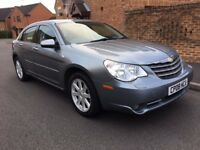2008 Chrysler Sebring Limited low mileage 65,000 miles Just been serviced PART EXCHANGE CONSIDERED
