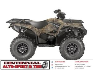 2019 Yamaha Grizzly EPS Realtree® Edge™ Camouflage
