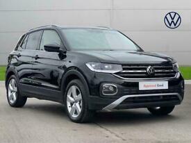 image for 2021 Volkswagen T-Cross 1.5 Tsi Evo Sel 5Dr Dsg Auto Estate Petrol Automatic