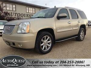 2007 GMC Yukon Denali - Leather Interior, Sunroof & DVD player!