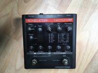 TC Helicon VoiceTone Harmony M pedal