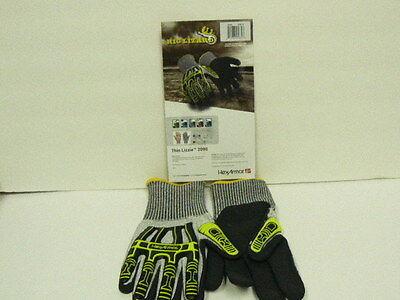 Hexarmor Rig Lizard Thin Lizzie 2090 High Dexterity Work Gloves 7s Small New
