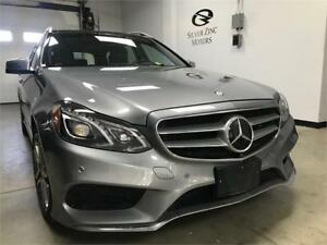 2015 Mercedes-Benz E400 4matic Wagon*Navi*Massage Seat*TV/DVD