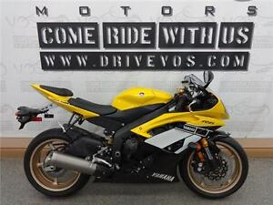 2016 Yamaha YZFR6 - V2381 - **Free Delivery in the GTA