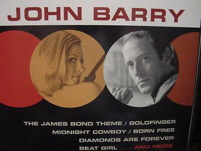 Academy Awards Theme (JOHN BARRY BOND THEME GOLDFINGER + 5 Academy Awards EMI YRS DELUXE PACKAGING)