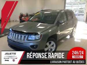 2014 Jeep Compass North, 4X4, PLANS OR 5/100KM, MAG, FOG
