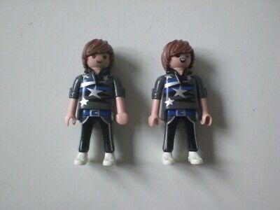PLAYMOBIL 5243 MYSTERY BAG JUSTIN BIEBER POP STAR FIGURES as SEEN x 2,See Pics](Pop Stars As Kids)