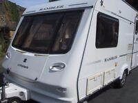 Compass Rambler Two Berth Touring Caravan