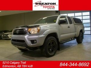 2013 Toyota Tacoma TRD Off Road, Canopy, Side Steps, Touch Scree
