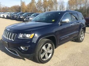 2016 Jeep Grand Cherokee Limited*** Mint LOW K!!!