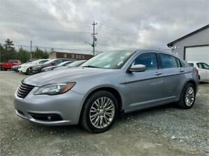 2013 Chrysler 200 Touring *Warranty* $103 Bi-Weekly OAC