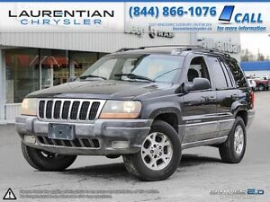 2000 Jeep Grand Cherokee Laredo-AS TRADED-