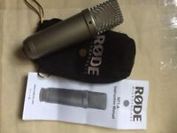 Condenser Microphone Rode NT1A