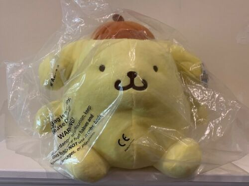 "NEW Universal Studios Sanrio Hello Kitty Pompompurin 12"" Plush Toy - NEW"