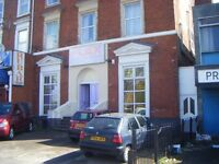 *** MOSELEY ROAD *** EXCELLENT LOCATION *** ONE BEDROOM FLAT *** DSS ACCEPTED ** 10 MINS TO CITY