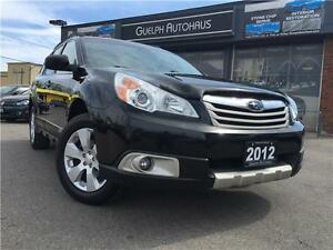 2012 Subaru Outback 2.5i w/Touring Pkg - GREAT CONDITION!!