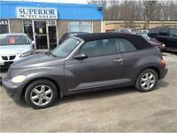 2005 Chrysler PT Cruiser Convertible! Fully Certified and E-test