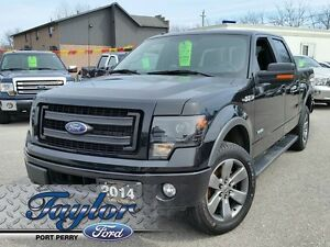 2014 Ford F-150 FX4 *Leather**20's**Remote starter*