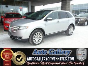 2014 Lincoln MKX AWD*Lthr/Roof/Nav