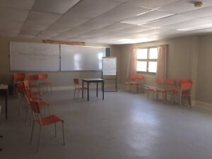 Classroom/Training Space for Lease