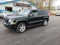 2010 Jeep Patriot North 4x4 5 speed Safetied 175k no rust Belleville Belleville Area Preview
