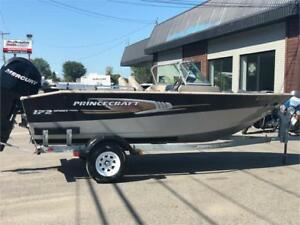 2012 Princecraft 172 Sport series**115 Forces***