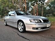 2004 Holden Caprice WL Silver 4 Speed Automatic Sedan Prospect Prospect Area Preview
