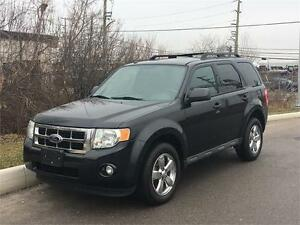 2011 Ford Escape XLT 4x4 Leather/Roof! *Accident Free*